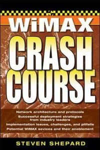 WiMAX Crash Course (Paperback)-cover