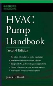 HVAC Pump Handbook, 2/e-cover