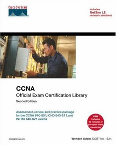 CCNA Official Exam Certification Library (Exam #640-801), 2/e-cover