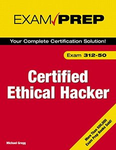 Certified Ethical Hacker Exam Prep (Paperback)-cover