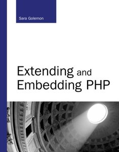 Extending and Embedding PHP (Paperback)-cover