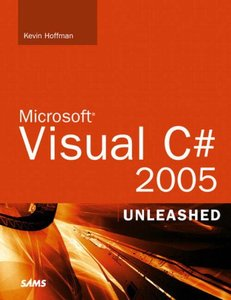 Microsoft Visual C# 2005 Unleashed (Paperback)-cover