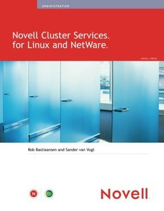 Novell Cluster Services for Linux and NetWare-cover