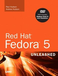 Red Hat Fedora 5 Unleashed-cover