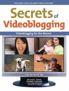 Secrets of Videoblogging (Paperback)-cover