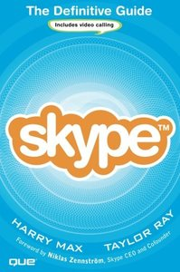 Skype: The Definitive Guide-cover