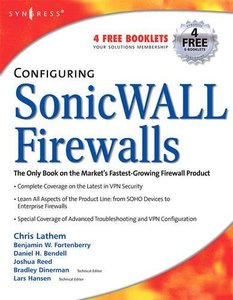 Configuring SonicWALL Firewalls-cover