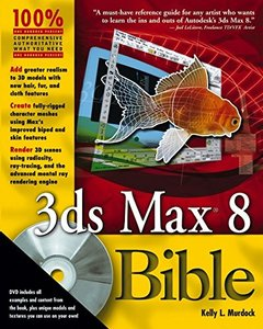 3ds Max 8 Bible-cover