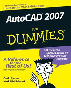 AutoCAD 2007 For Dummies-cover