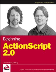 Beginning ActionScript 2.0-cover
