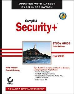 CompTIA Security+ Study Guide: Exam SY0-101, 3/e (Paperback)