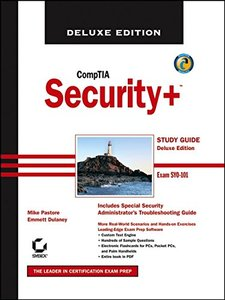 CompTIA Security+ Study Guide: Exam SY0-101 [Deluxe Edition] (Hardcover)