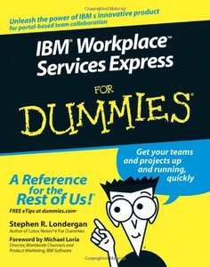 IBM Workplace Services Express For Dummies-cover
