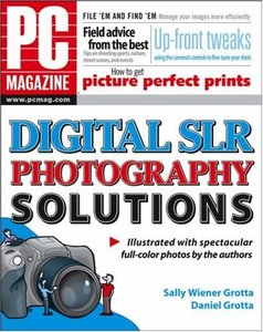 PC Magazine Digital SLR Photography Solutions-cover