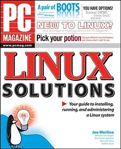 PC Magazine Linux Solutions-cover