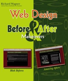 Web Design Before & After Makeovers-cover