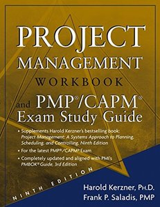 Project Management Workbook and PMP/CAPM Exam Study Guide, 9/e (Paperback)-cover