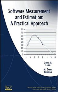 Software Measurement and Estimation: A Practical Approach-cover