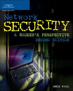 Network Security: A Hacker's Perspective, 2/e (Paperback)-cover