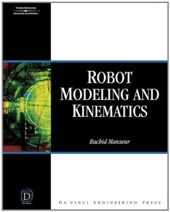 Robot Modeling & Kinematics (Hardcover)-cover