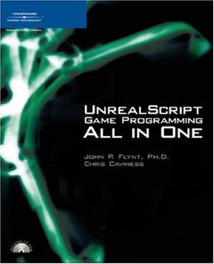 UnrealScript Game Programming All in One-cover