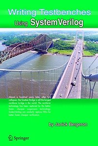 Writing Testbenches using SystemVerilog (Hardcover)-cover