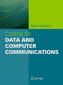 Coding for Data and Computer Communications (Hardcover)-cover