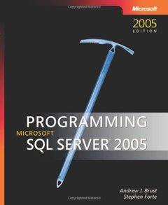 Programming Microsoft SQL Server 2005 (Paperback)-cover
