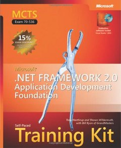 MCTS Self-Paced Training Kit (Exam 70-536): Microsoft .NET Framework 2.0 Application Development Foundation-cover