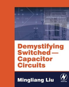 Demystifying Switched Capacitor Circuits (Paperback)-cover