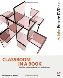 Adobe Encore DVD 2.0 Classroom in a Book-cover