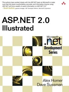 ASP.NET 2.0 Illustrated (Paperback)-cover
