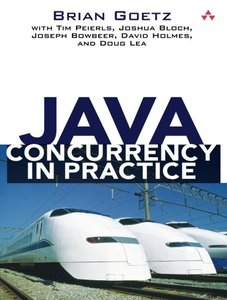 Java Concurrency in Practice (Paperback)-cover