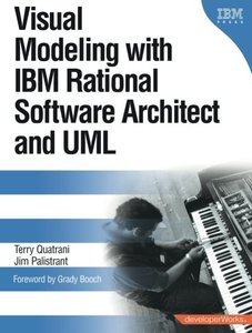 Visual Modeling with IBM Rational Software Architect and UML (Paperback)-cover