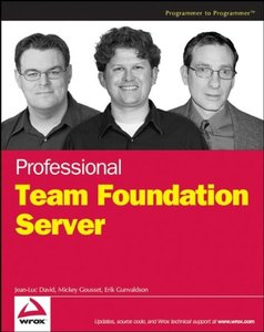 Professional Team Foundation Server (Paperback)-cover
