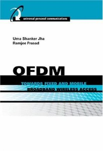 OFDM Towards Fixed and Mobile Broadband Wireless Access-cover