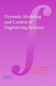 Dynamic Modeling and Control of Engineering Systems, 3/e (Hardcover)-cover