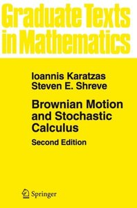Brownian Motion and Stochastic Calculus, 2/e (Paperback)-cover