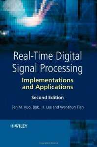 Real-Time Digital Signal Processing: Implementations and Applications, 2/e (Hardcover)-cover