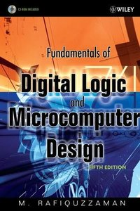 Fundamentals of Digital Logic and Microcomputer Design, 5/e-cover