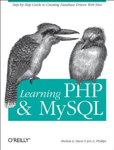Learning PHP and MySQL-cover