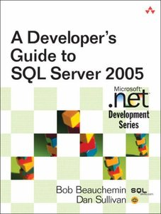 A Developer's Guide to SQL Server 2005-cover