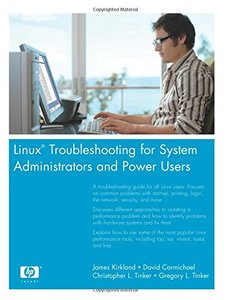 Linux Troubleshooting for System Administrators and Power Users-cover