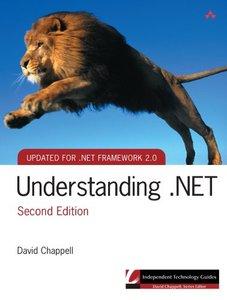 Understanding .NET, 2/e-cover