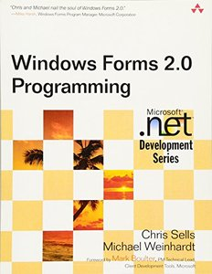 Windows Forms 2.0 Programming, 2/e (Paperback)-cover