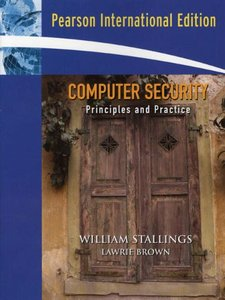 Computer Security: Principles and Practice (Paperback)-cover