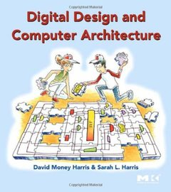 Digital Design and Computer Architecture (Paperback)-cover