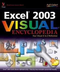 Excel 2003 Visual Encyclopedia-cover