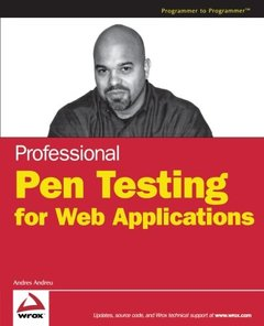 Professional Pen Testing for Web Applications-cover