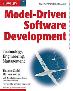 Model-Driven Software Development: Technology, Engineering, Management-cover
